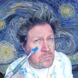Richard Fry: O Starry Night 4.5****