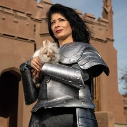 Shappi Khorsandi: Skittish Warrior… Confessions of a Club Comic 4****