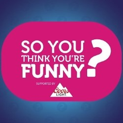 So You Think You're Funny 2019 Grand Final