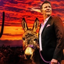 Stewart Francis:- Into the Punset 4****