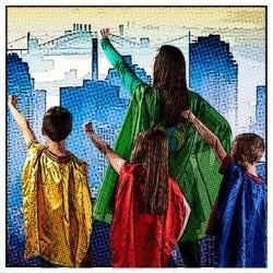 Superhero Academy – Environmental Adventure! – 5*****